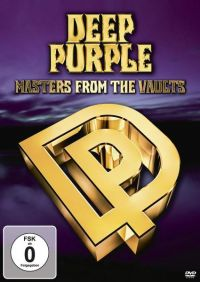 Cover Deep Purple - Masters From The Vaults [DVD]